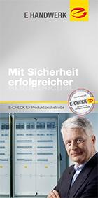 E-Check für Produktionsbetriebe